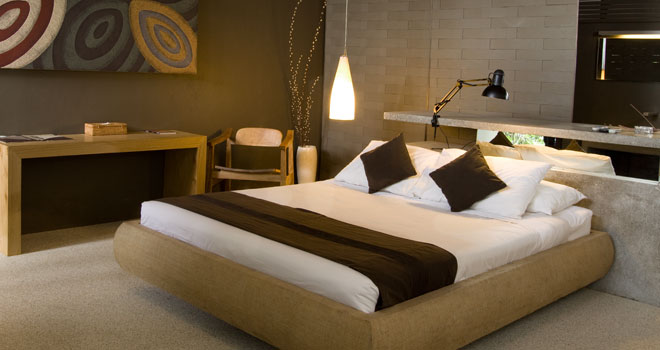 Clio Hotel Seminyak Bali Minimalist Studio Design Loft
